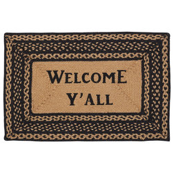Farmhouse Doormats by Uber Bazaar