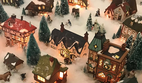 Show Us Your Christmas Village!