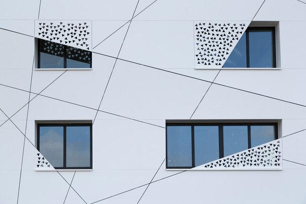 Contemporáneo Fachada by PORCELANOSA Grupo