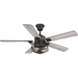 Industrial Ceiling Fans by Buildcom
