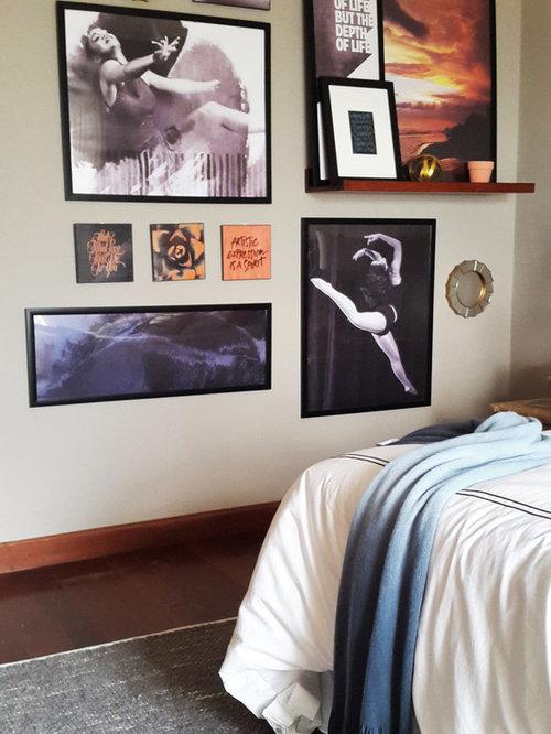 artistic expression bedroom