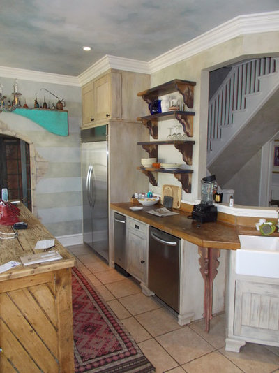 Kitchen of the Week: Roos project