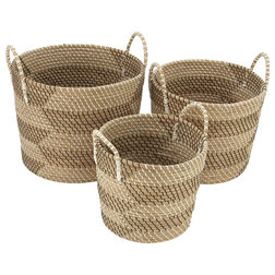 Beach Style Baskets by Brimfield & May