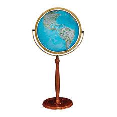 Chamberlin, National Geographic Illuminated Floor Globe