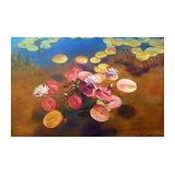 Oil Paint by Eugene Rubuls