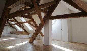 Saniertes Fachwerkhaus in der Konstanzer Altstadt