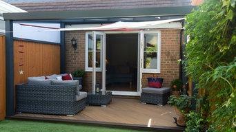 Veranda & Deck in Feltham