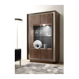 Sky (Oak) 2 door display unit