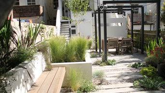 Contemporary Costal Garden