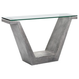 Industrial Console Tables by Sunpan Modern Home