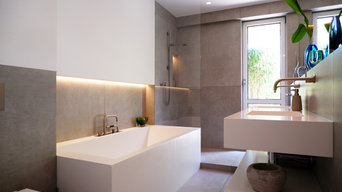 Neues Badezimmer REENA Design by Horst Brand
