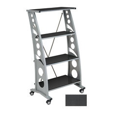 Chicane Book Case Carbon Fiber