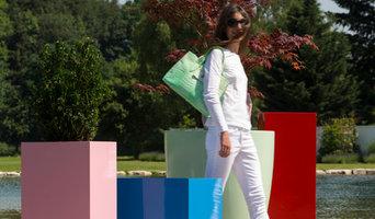 Pflanzgefäße, Pflanzkübel individuell in Wunschfarbe, Auswahl aus 213 RAL-Farben