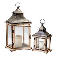 2-Piece Oxford Lantern Set