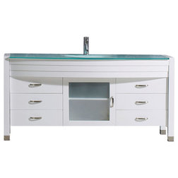 Contemporary Bathroom Vanities And Sink Consoles by Virtu Usa Inc.