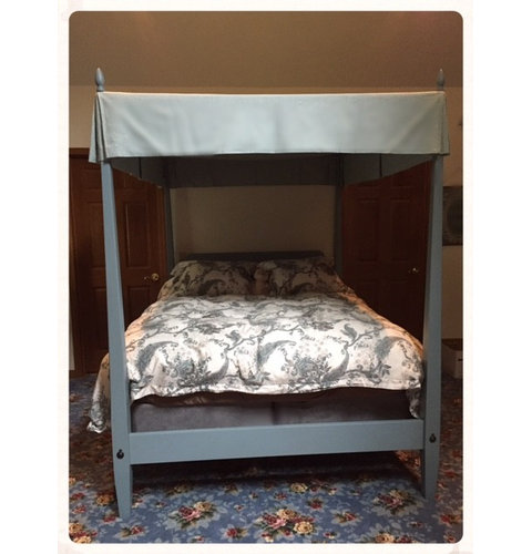 Custom Canopy Topper - Bed Accessories  sc 1 st  Houzz & Custom Canopy Topper