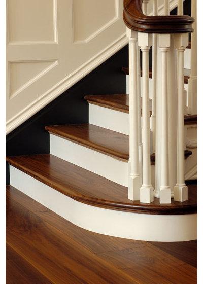 Contemporary Hardwood Flooring by Carlisle Wide Plank Floors