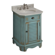 blue bathroom vanity. Chans Furniture  24 Cottage style Abbeville Bathroom Sink Vanity Vanities and Blue Houzz