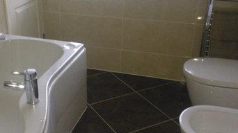 John & Christine's Bathroom - Berkshire