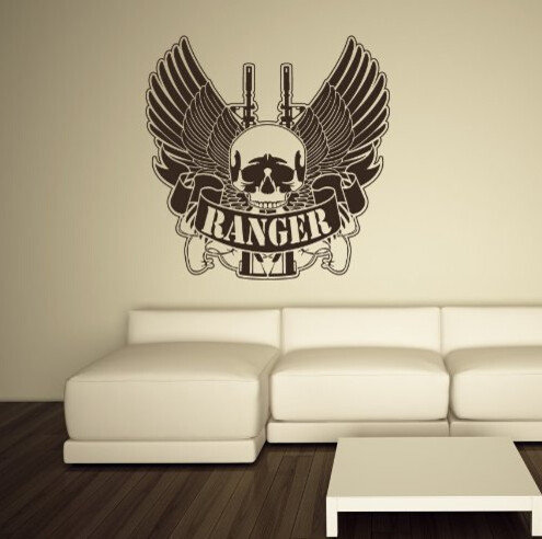 Wall Decals Military