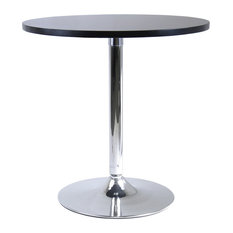 Most Popular Contemporary Round Dining Room Tables For Houzz - All modern round dining table