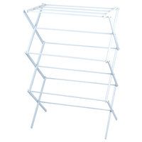 Clothes Drying Rack-24' of Drying Space-Collapsible and Compact By Lavish Home