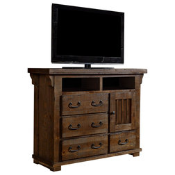 Rustic Entertainment Centers And Tv Stands by Homesquare