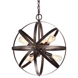 Industrial Pendant Lighting by Edvivi Lighting