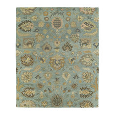 Kaleen   Kaleen Helena Rectangle Area Rug, Spa, Troy, 03, 8u0027