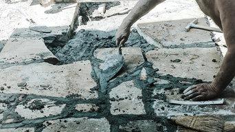The Rock Man - Walk-up Inline
