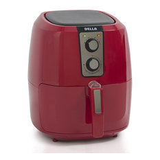 1800W Electric Air Fryer Healthy Low-Fat Multi-Cooker Oilless