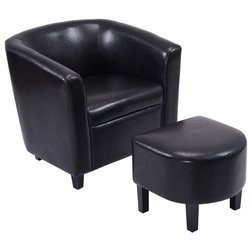 Contemporary Armchairs And Accent Chairs by Goplus Corp