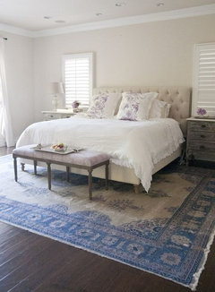 Area Rug In Bedroom Under Bed Yes Or No