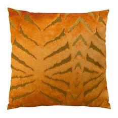 "Plutus Magnetism Handmade Throw Pillow, Single-Sided, 20""x36"" King"