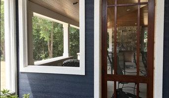 Custom Porch Screens