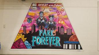 2019 PARK Mural