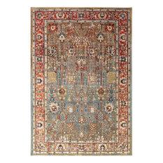 "Karastan Spice Market 90668-50123 2'4""x7'10"" Aquamarine Rug"