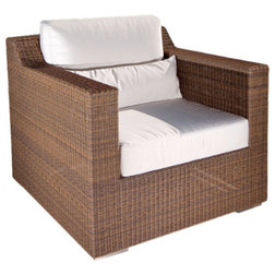 Tropical Outdoor Lounge Chairs by Westminster Teak