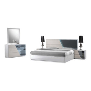 Manchester 5-Piece Bedroom Set Collection, Eastern King