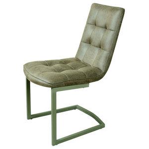 Loft Industry Metal Frame Chair, Panama Taupe