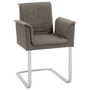 Forever Contemporary Armchair, Graphite