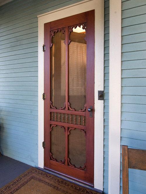 Screen Doors And Storm Doors