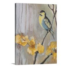 """Bluebird II"" Wrapped Canvas Art Print, 18""x24""x1.5"""