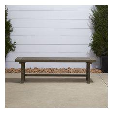 Renaissance Outdoor Patio Dining Picnic Bench