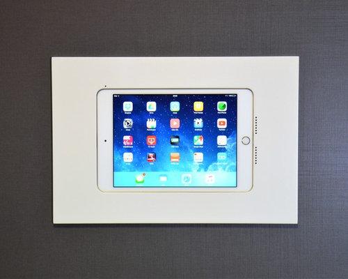 wall smart flush wall mounts for ipad