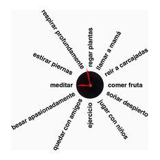 - WELLNESS CLOCK - Relojes de pared