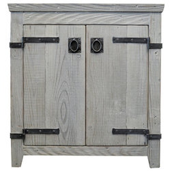 Rustic Bathroom Vanities And Sink Consoles by Native Trails