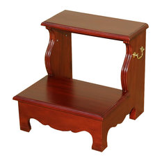 Traditional Ladders And Step Stools Houzz