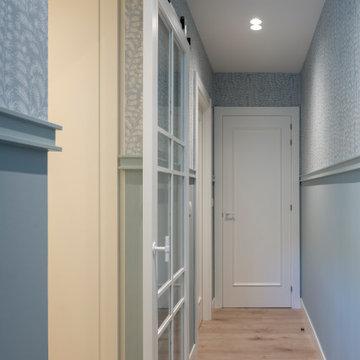 Diseño de piso para familia