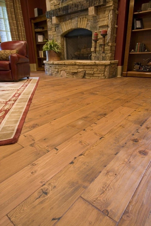 Wood Flooring And Why Pine Or Hardwood